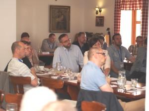 Workshop pro silniční dopravce a speditéry