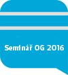 Seminář OG 2016